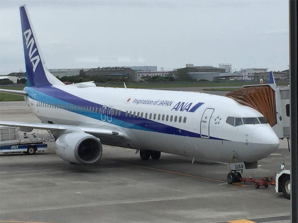 ana airplane