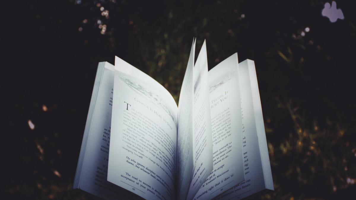 dark book